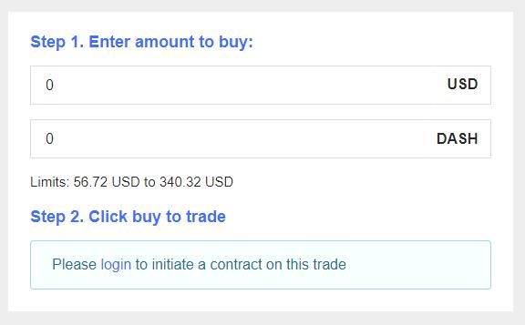 LocalCoinSwap Review Trade Details