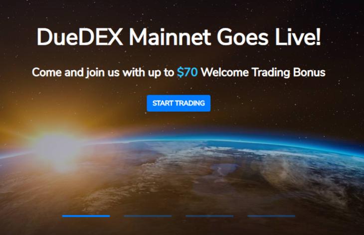 DueDEX Mainnet